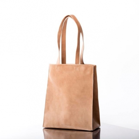 DISTYLED Leather Small Shopping Bag