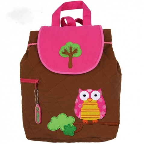 Signature Backpack Owl
