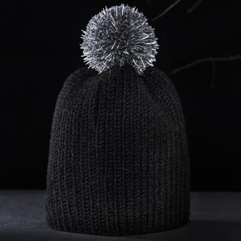 Kepurė su atšvaito bumbulu