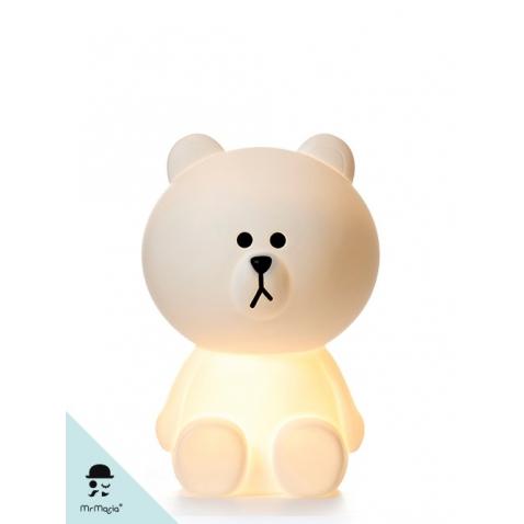 Brown XL šviestuvas