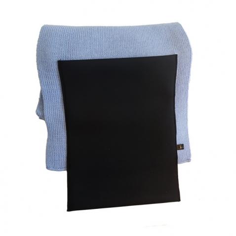 Šalikas su kišenėmis