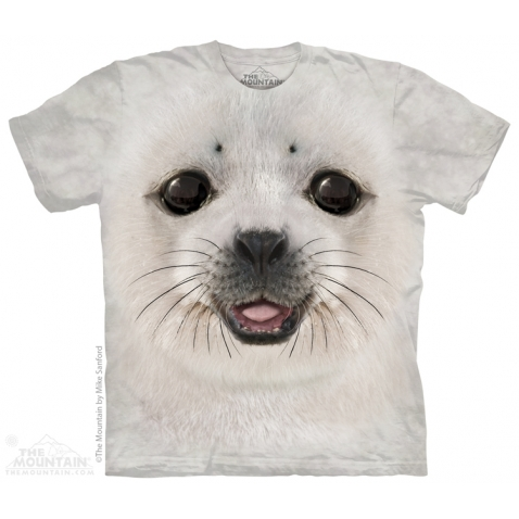 Vaikiški marškinėliai Ruoniukas