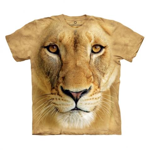 Vaikiški marškinėliai Liūtė