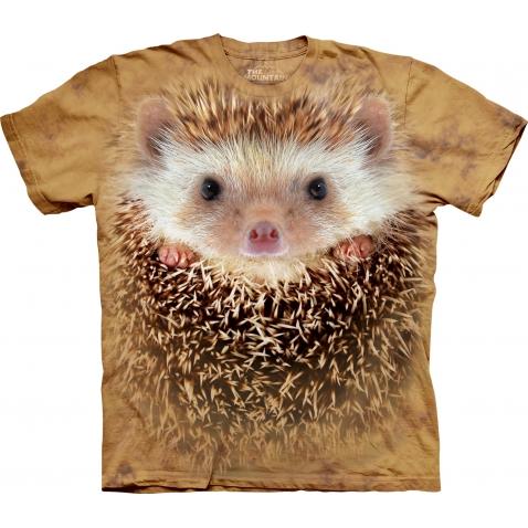 THE MOUNTAIN T-shirt Hedgehog