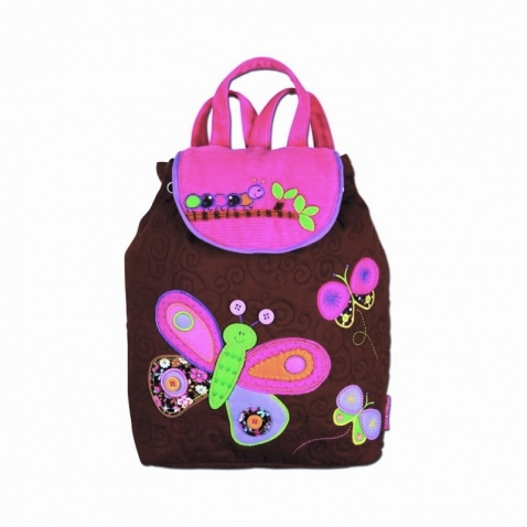 Signature Backpack Butterfly