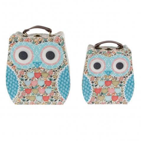 Dėžutės - lagaminėliai 2vnt.