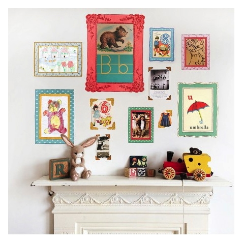 Wallstickers Frame It