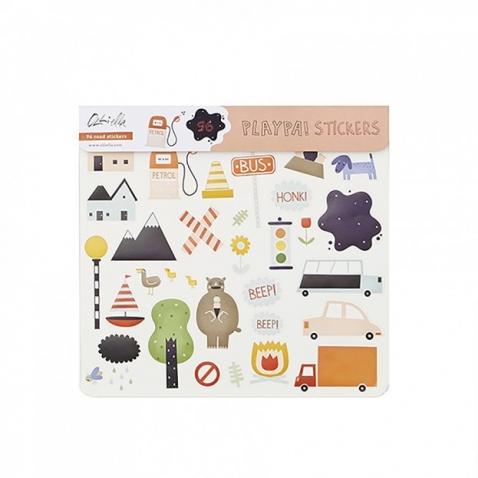 Playpa Sticker Road