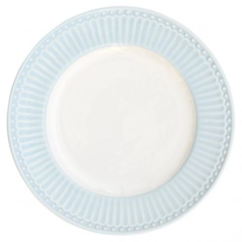 Pale Blue Pietų lėkštė