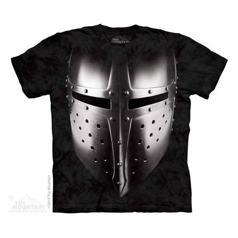 THE MOUNTAIN T-Shirt Big Face Armor