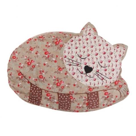 Cushion Sleeping Cat