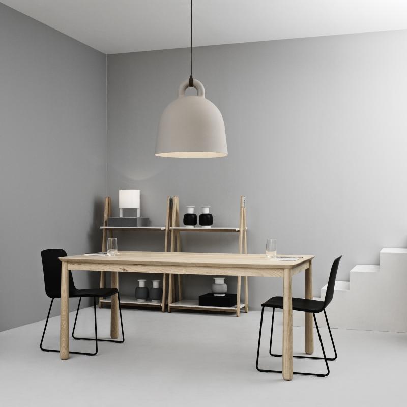 normann copenhagen bell lamp small. Black Bedroom Furniture Sets. Home Design Ideas