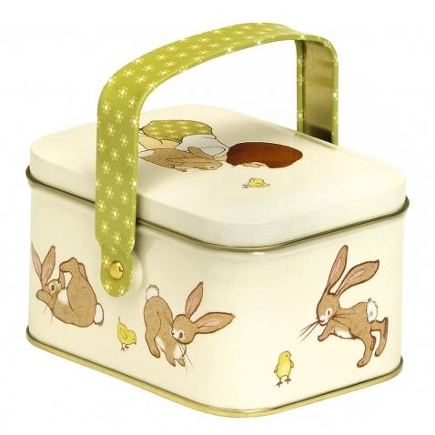 Dėžutė su rankena Boo's Basket