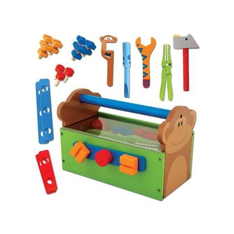 Wooden Zoo Tool Set