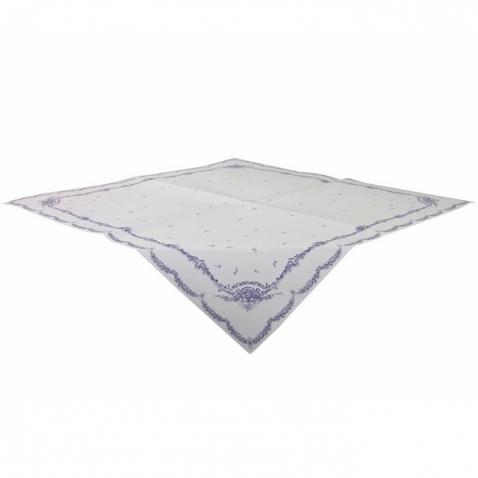Popierinė staltiesė Party Porcelain Blue