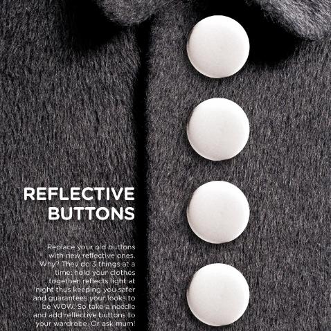 Reflective Button