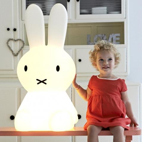 Naktinis šviestuvas Miffy XL